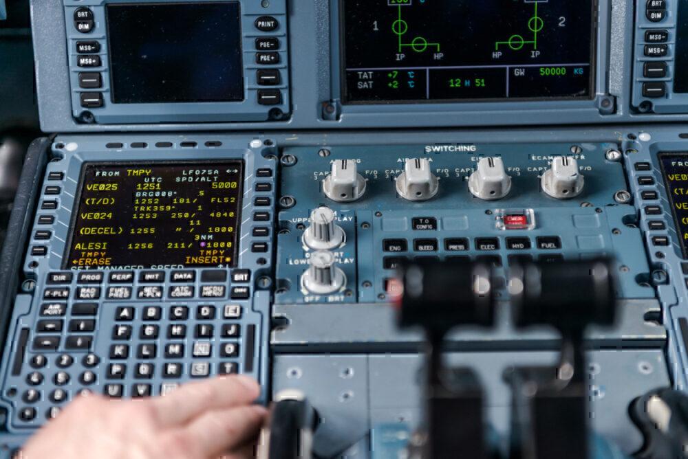 Flight Management Computer System