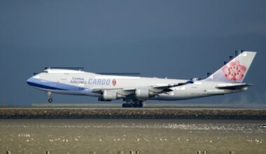 China Airlines 747F