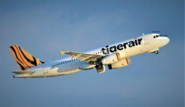Tigerair A320