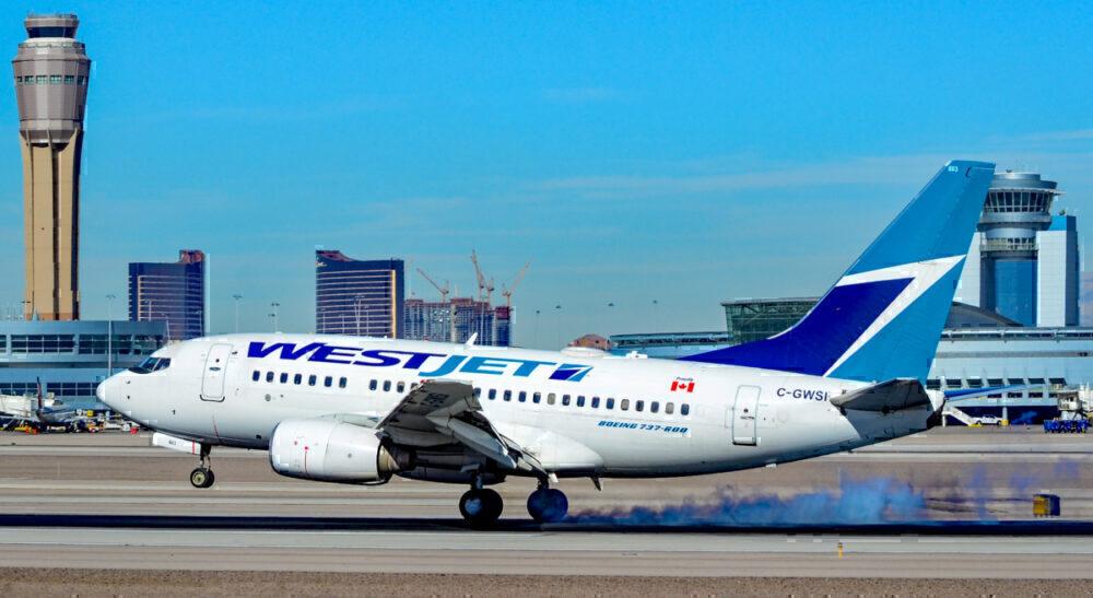 WestJet 737-600