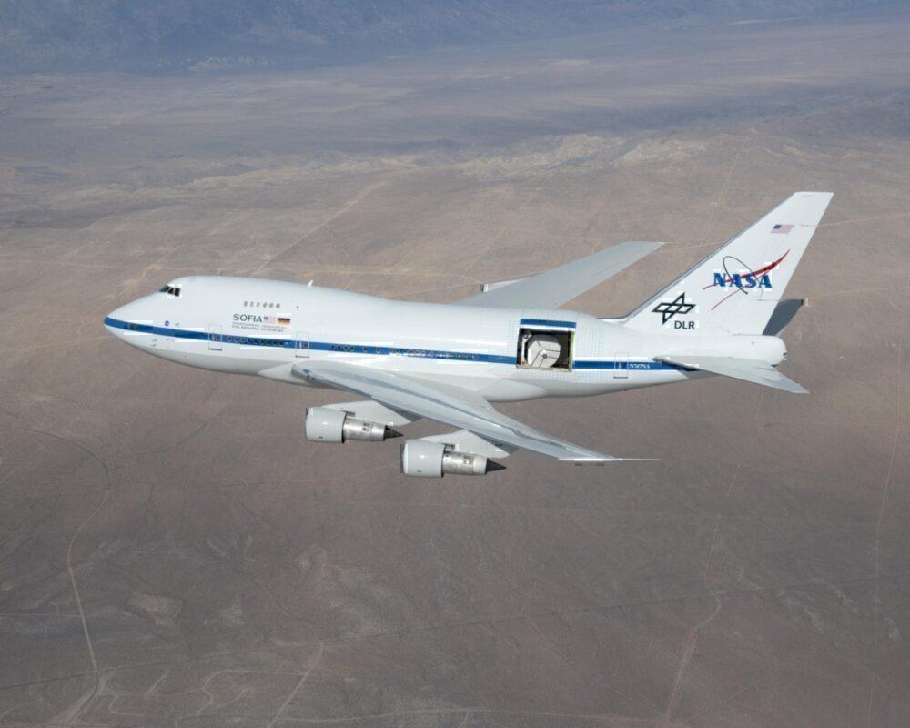 NASA 747SP
