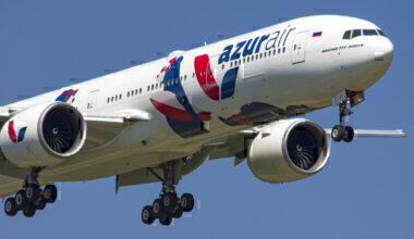 Azur Air B777