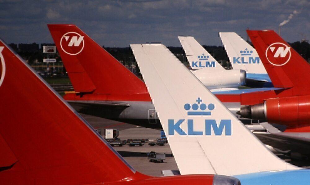 KLM and Northwest