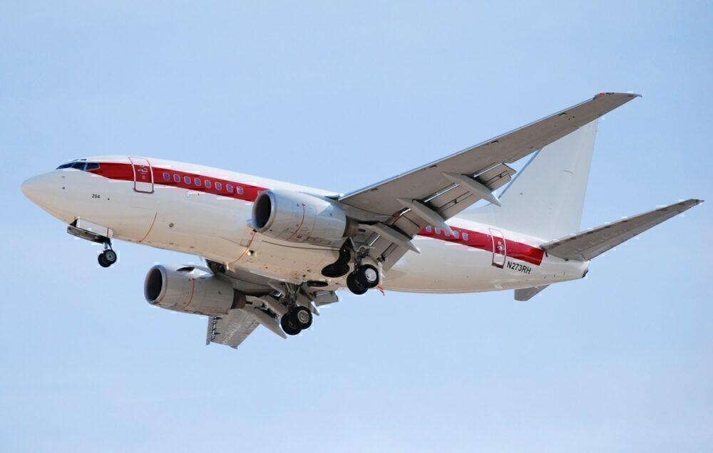 Janet 737-600