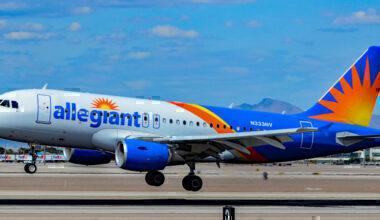 Allegiant Air Las Vegas
