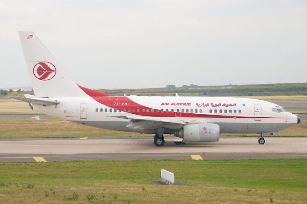 Air Algerie 737-600