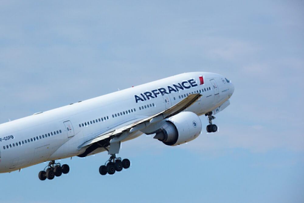 B777-200ER Air France