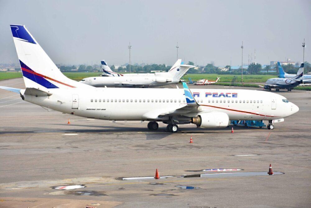 Air Peace Pilots Nigeria
