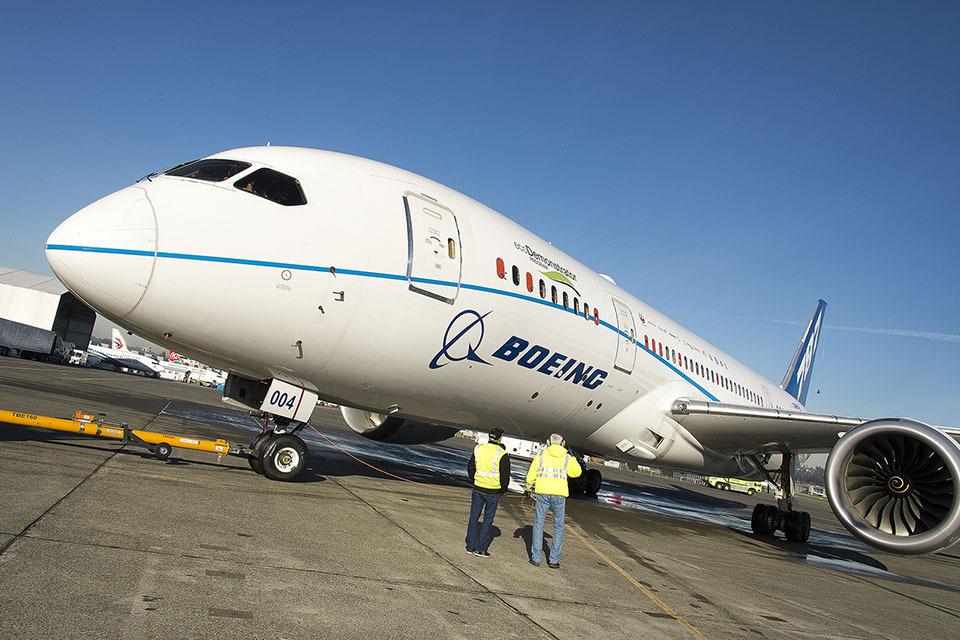 Boeing EcoDemonstrator