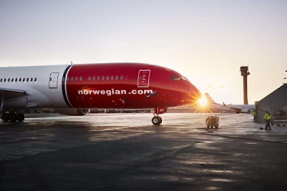 Norwegian, Grounded Fleet, H2 Loss