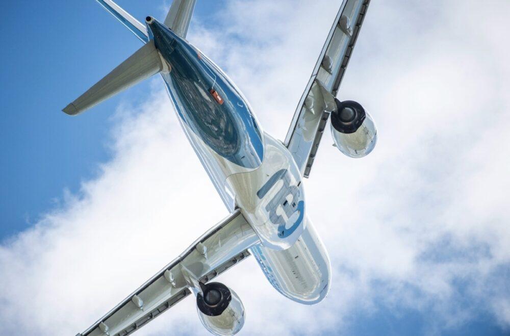 A330neo Jet