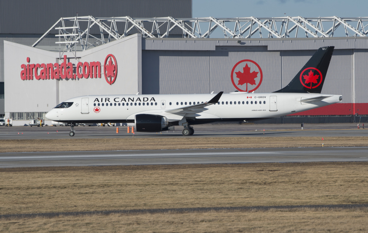 Air Canada Threatens Boeing 737 MAX And Airbus A220 Cancellations - Simple Flying