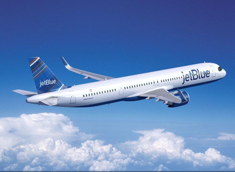 JetBlue XLR