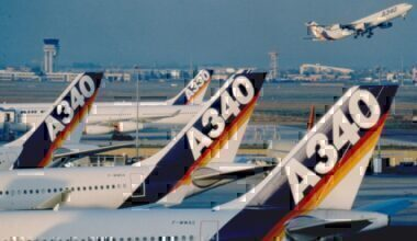 A340 tails