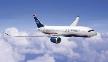 US Airways A350