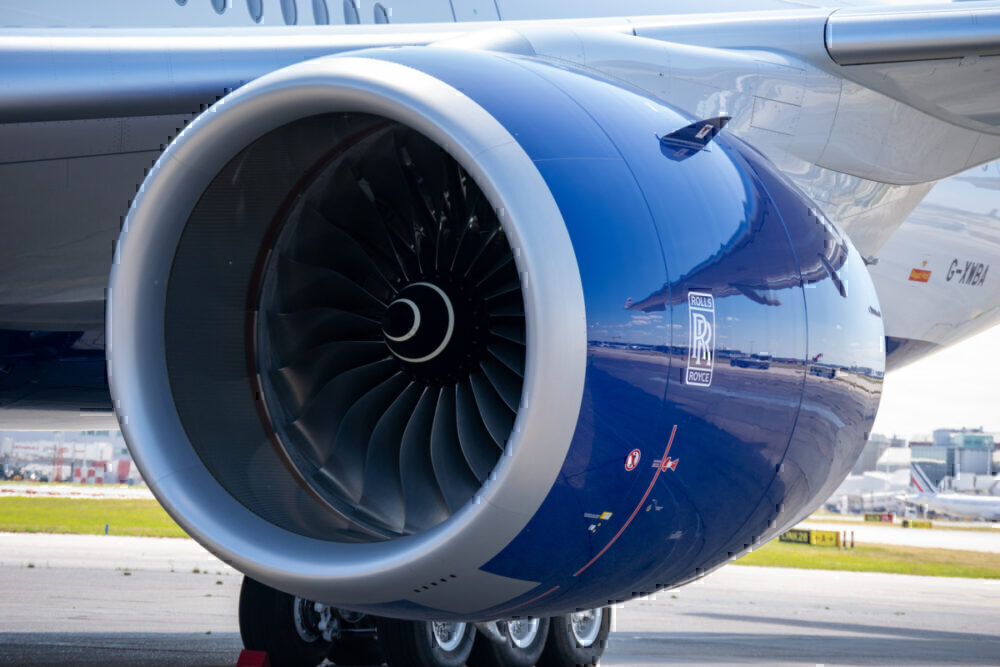 Rolls Royce, XWB-84, Engine Wear