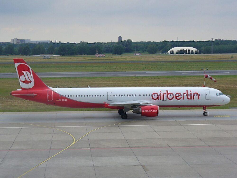 Air Berlin A321
