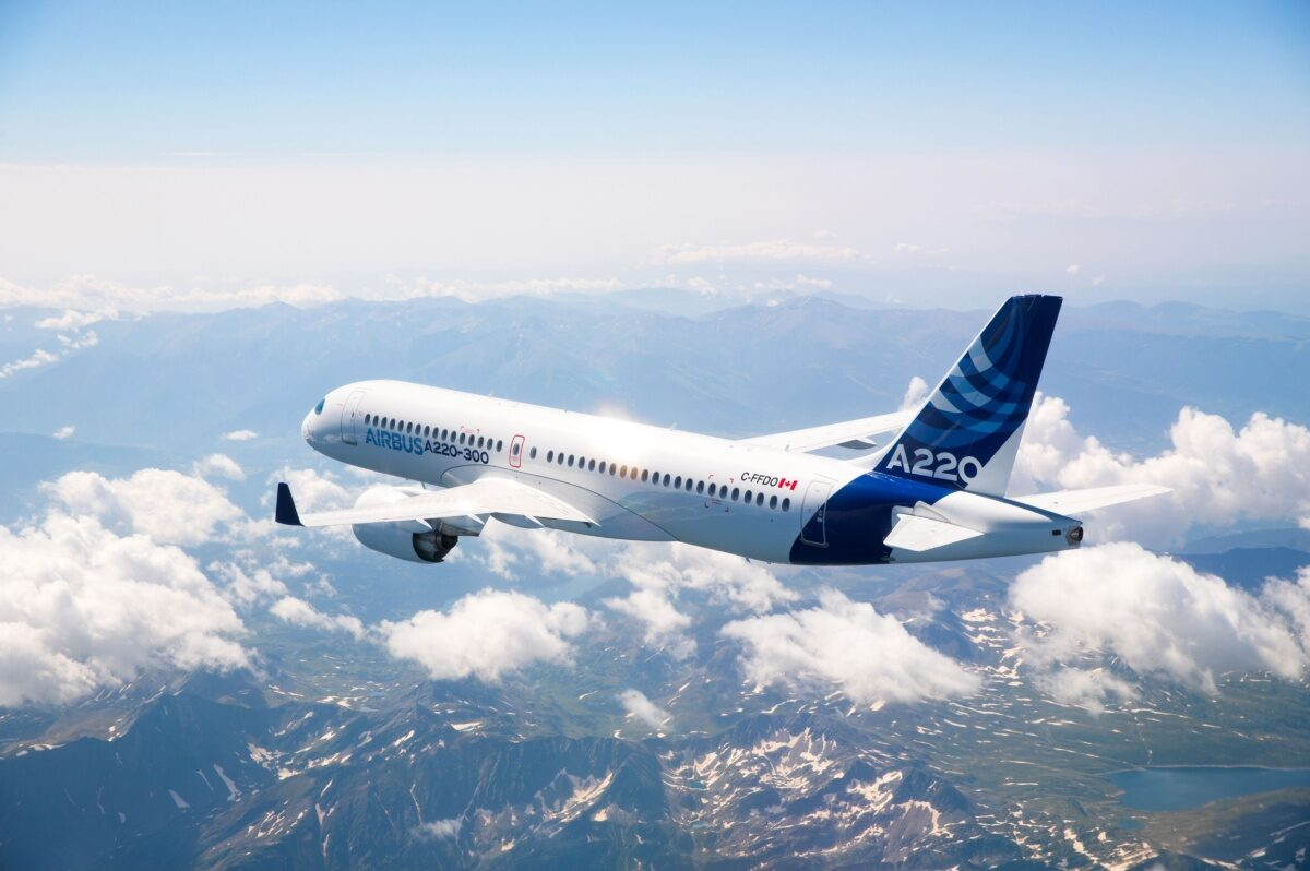 Airbus Does Not See The A220-500 As A Priority