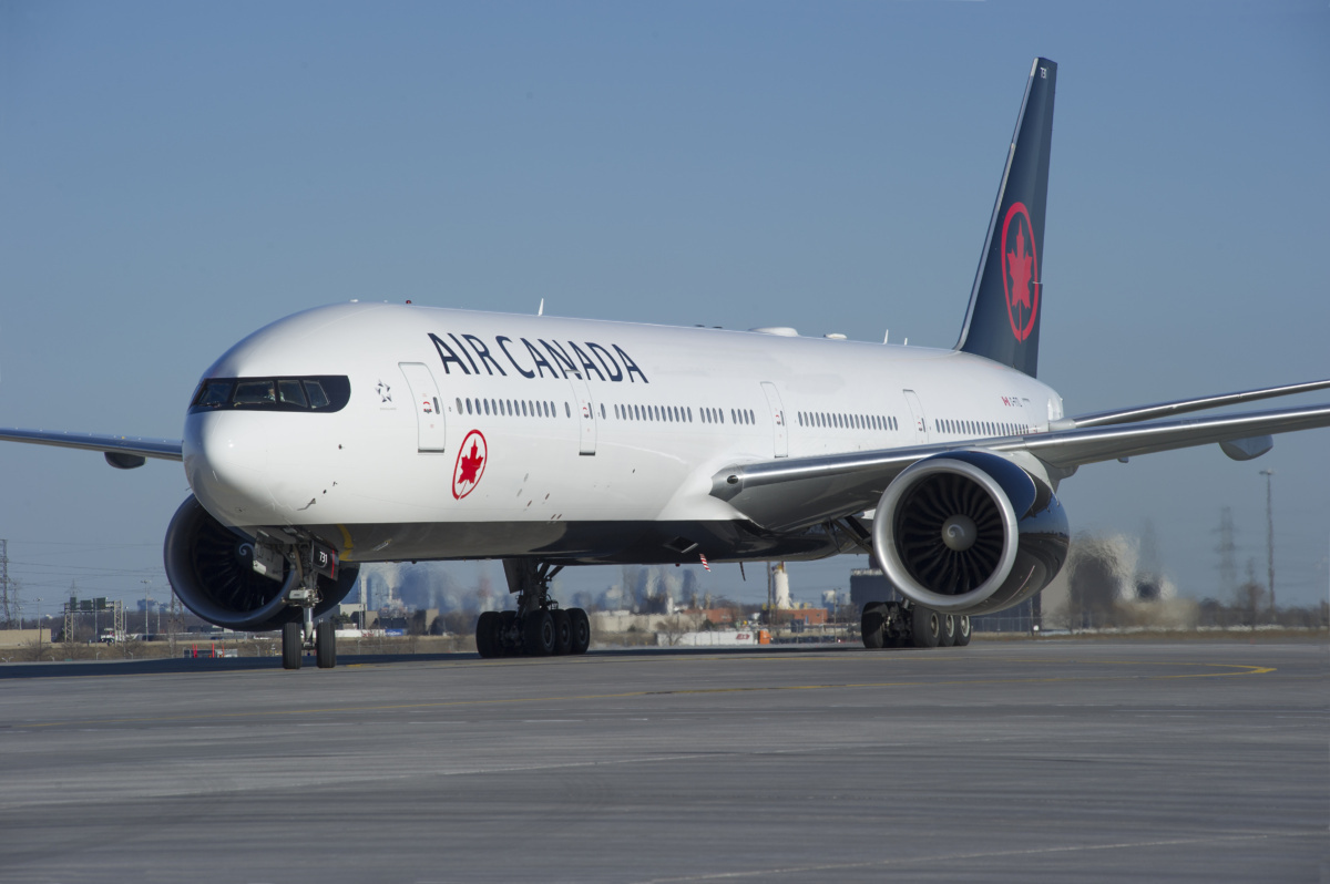 Air Canada Reported A C$1.555 Billion Loss For The Second Quarter