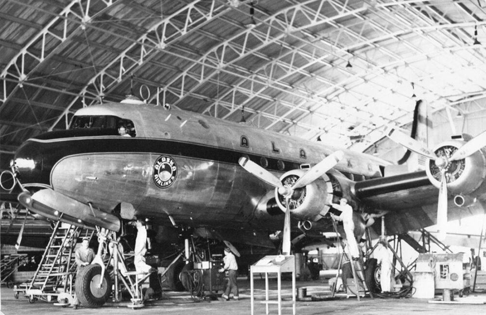 Alaska Airlines Historic
