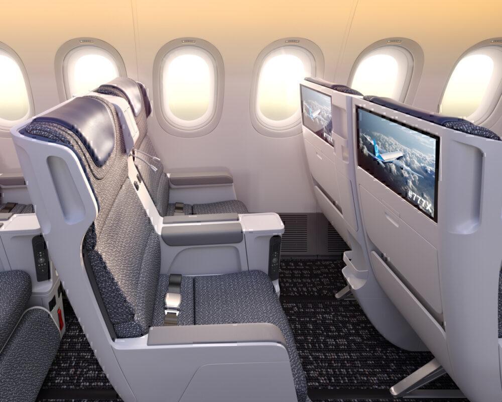 777-9 seating
