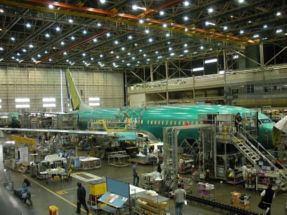 Boeing Renton
