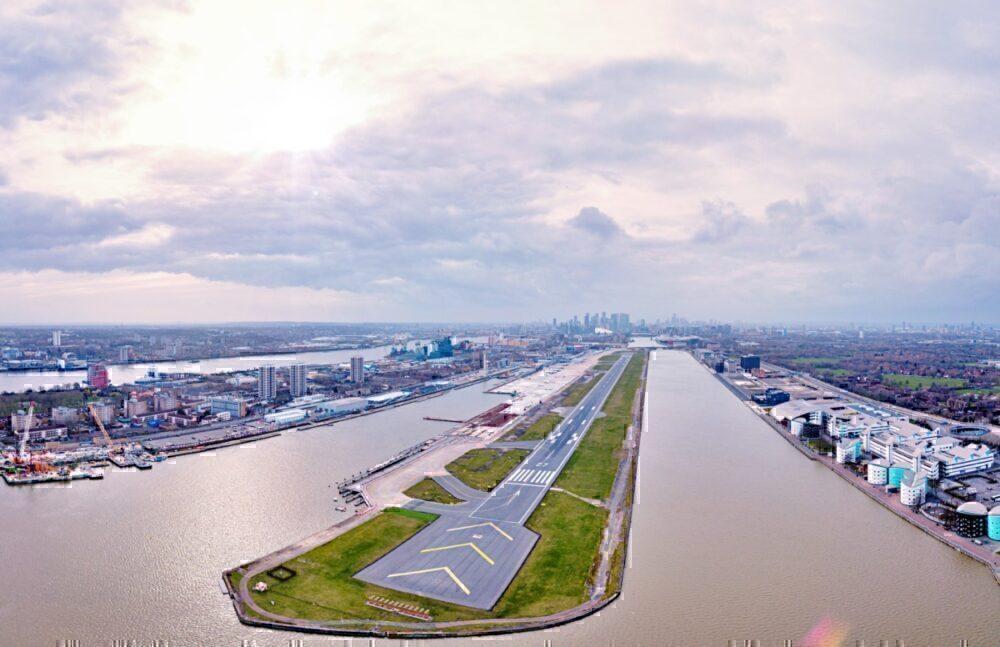 London City Airport, Development Plan, COVID-19