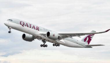 Qatar Airways Jet