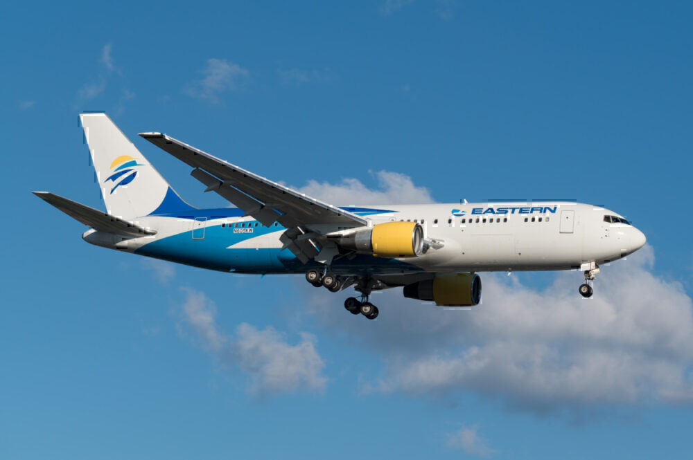 Eastern Airlines Boeing 767-200ER