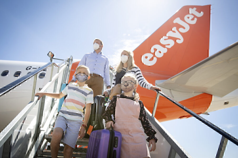 easyJet, August Services, Demand