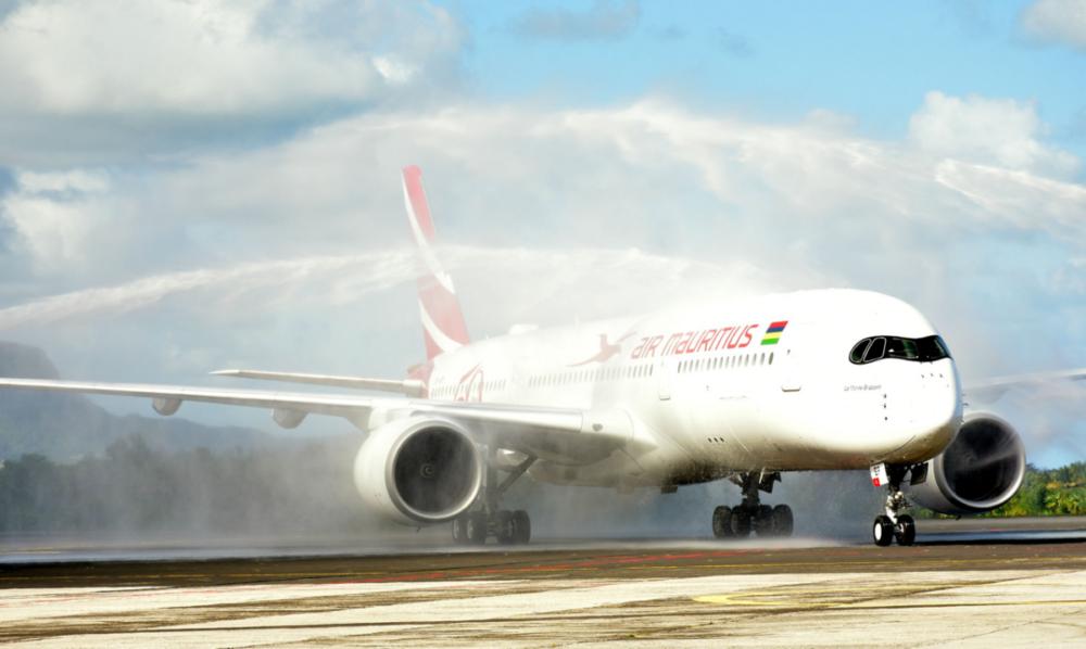 Air Mauritius A350