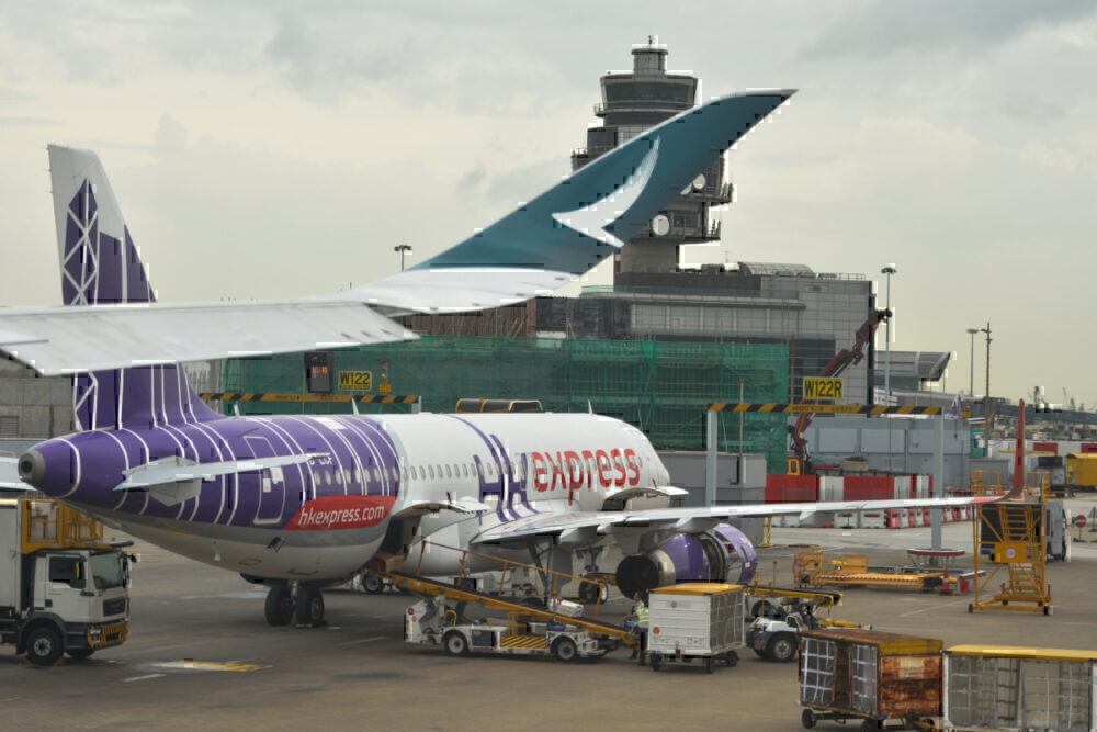 HK Express Flights To Nowhere getty