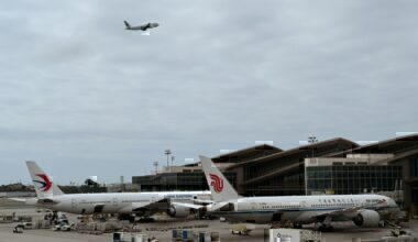 USA allows Chinese carriers to double flights