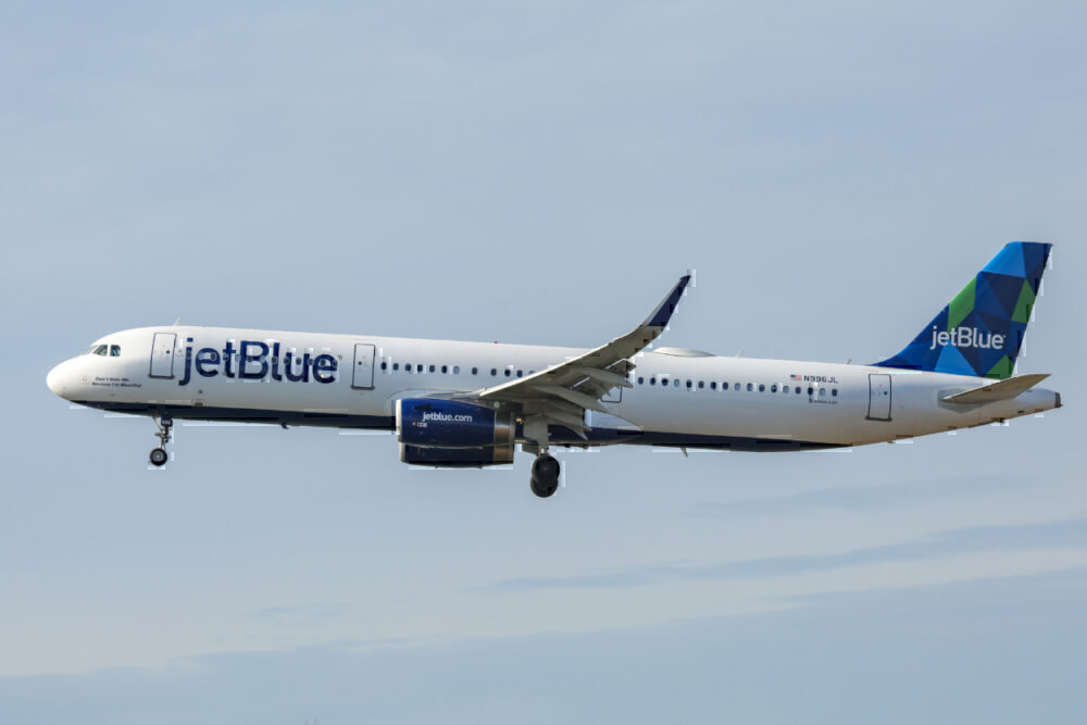 JetBlue Airbus A321 getty