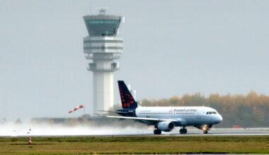 Storm âCiaraâ caused delays at Brussels Airport