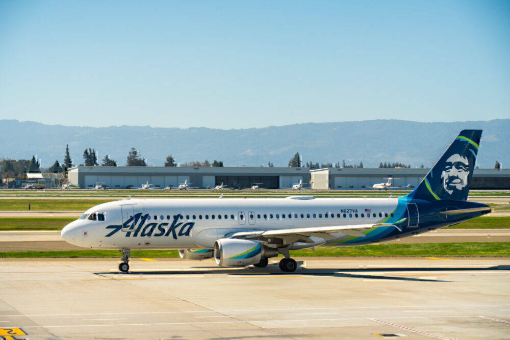 Alaska Airlines, Mask Exceptions, Middle Seat