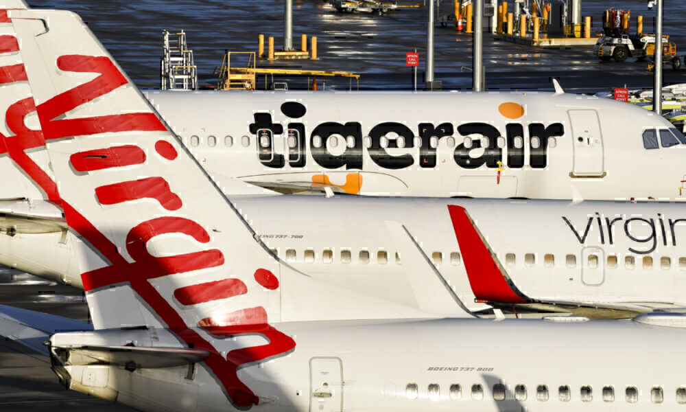 Virgin Australia to shed 3000 jobs and dump Tiger brand
