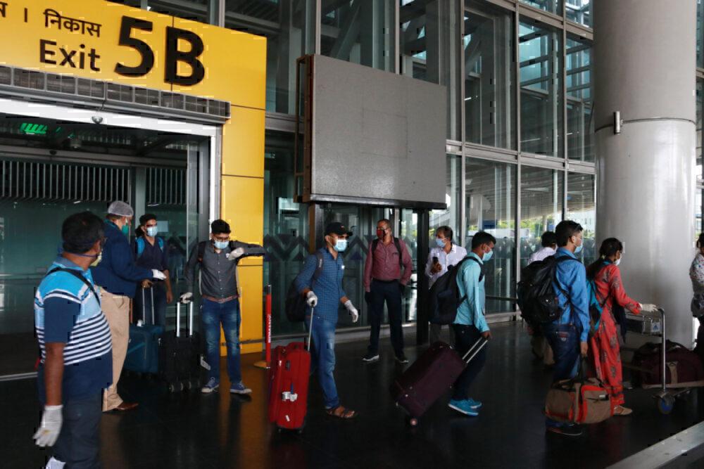 India Repatriation