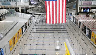 JFK airport construction delayed