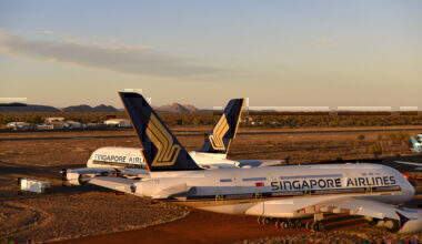 Singapore Airlines, Airbus A380, Retirements