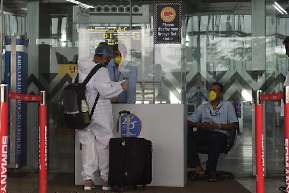 Kolkata Airport