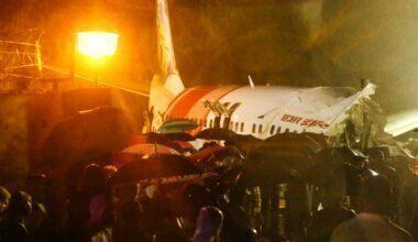 Air Inida Express 737