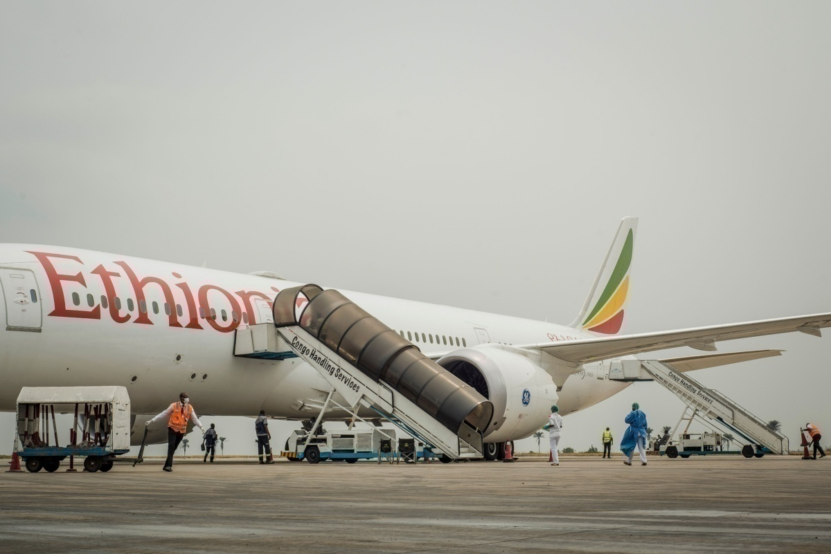 Ethiopian Airlines Getty