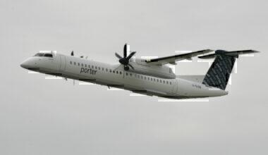 Porter Airlines Dash 8