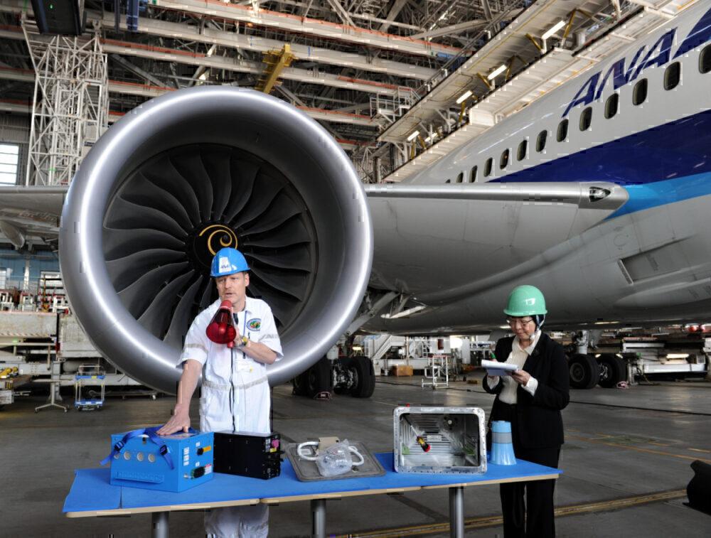 Boeing team member explains updates