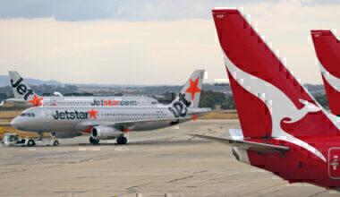 Qantas and Jetstar Getty