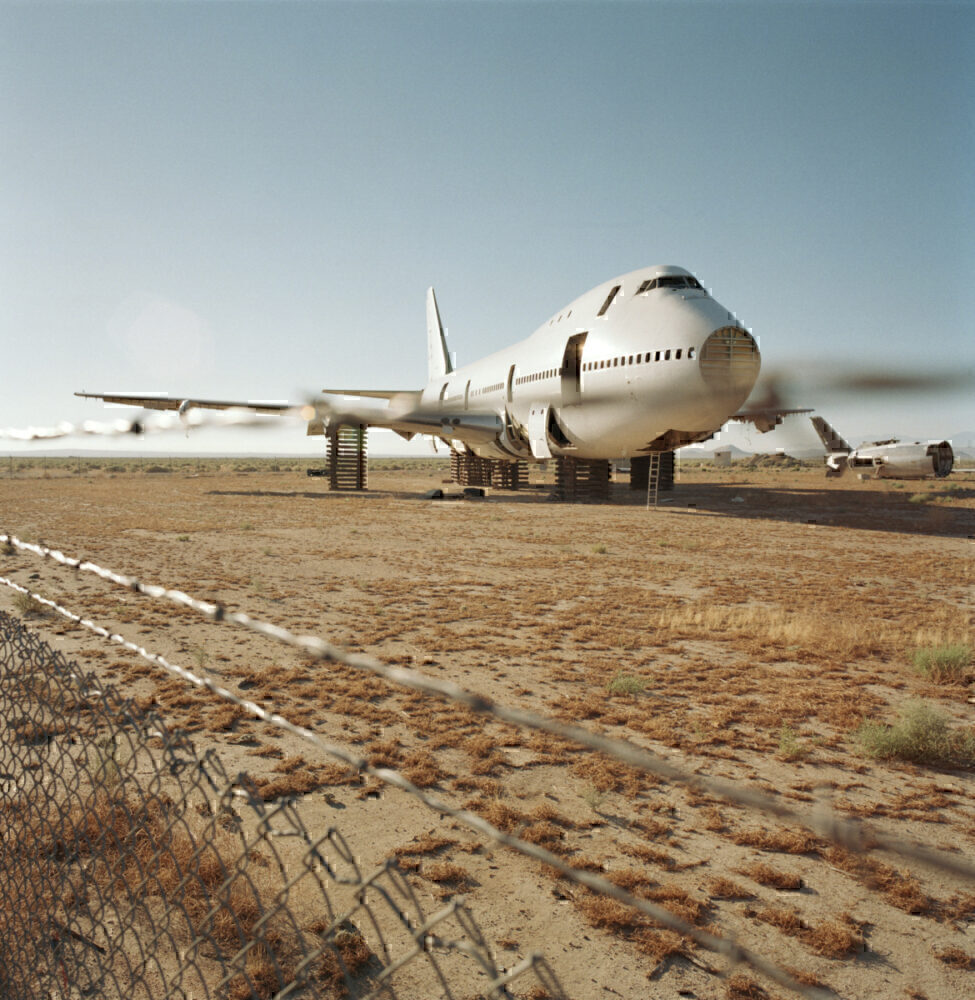 747 scrapping