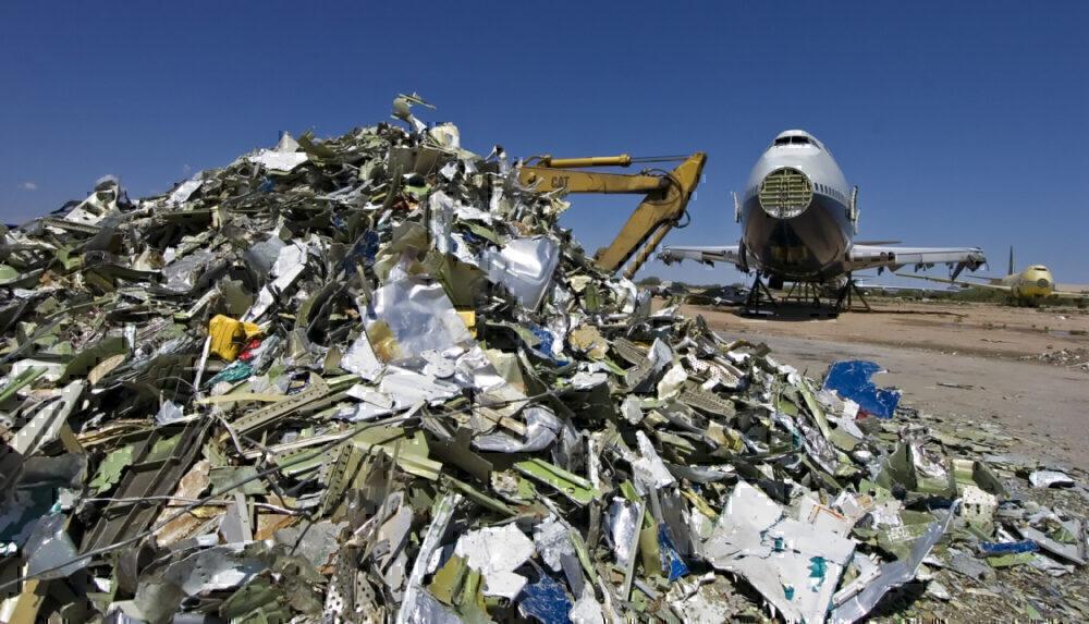 747 dismantling