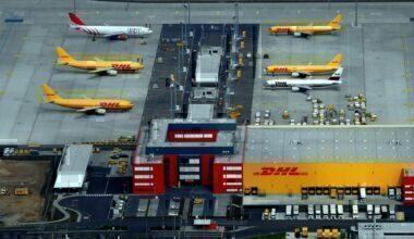DHL in Germany