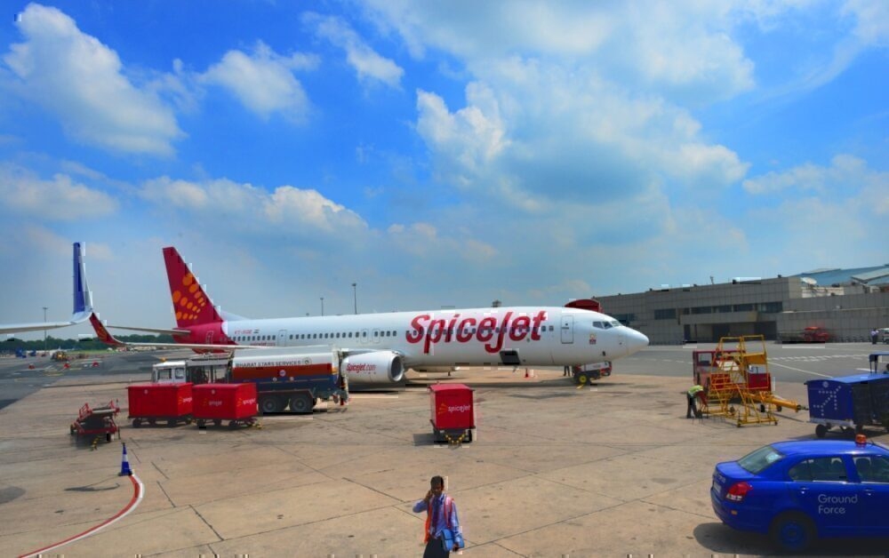 SpiceJet Getty